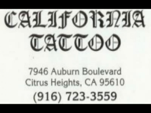 Tre Mak & MC QBall @ California Tattoo Sacramento California