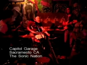 Capitol Garage 08-11-07 Featuring The Sonic Nation
