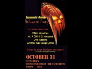 Sacramentos Premier Halloween Party