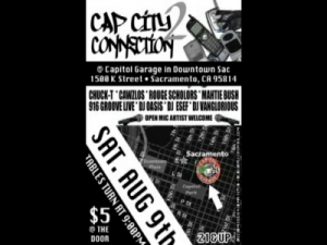 Cap City Connection 2 08-09-08