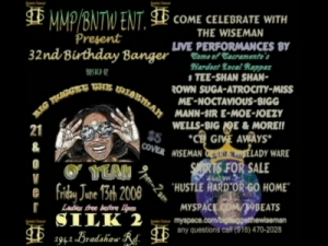 MMP/BNTW Ent. Present 32nd Birthday Banger 06-13-08