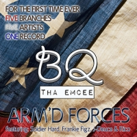 Arm'd Forces - For the first time ever five branches of the military, five artists on one record.