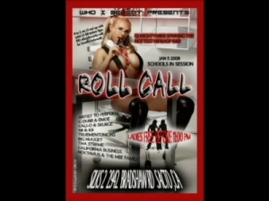ATM Records - Roll Call - 01-05-08