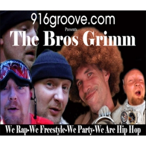 The Bros Grimm - Freestylin Album by MC QBall916 & ekin2k